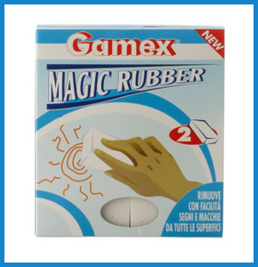 magic rubber